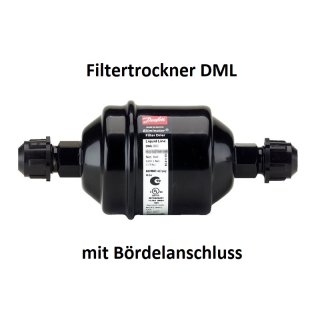 Danfoss Filtertrockner DML mit Bördelanschluss