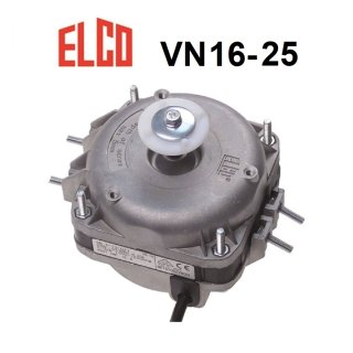 ELCO Lüftermotor, Kondesator -Ventilatormotor VN 16-25