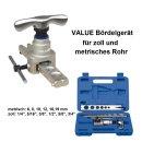 Bördelgerät VALUE VFT-808-MI für zoll und metrisches Rohr Kälte- und Klimatechnik
