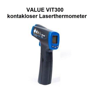 VALUE VIT300 kontakloser Laserthermometer - Pyrometer
