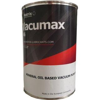 Vakuumpumpen-Öl Matrix Vacumax 46 1 Liter