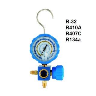 VALUE Singel Manometer VMG-1 R32 Niederdruck