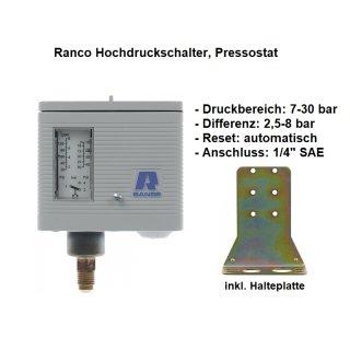 Ranco Hochdruckschalter, Pressostat  016-H6750