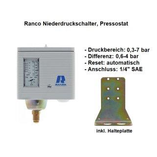 Ranco Niederdruckschalter, Pressostat  016-H6703