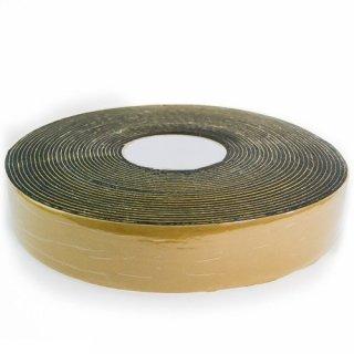 Isolierband, Kälteschutzband, Thermoisolierung schwarz 15m Rolle 50mm x 3mm
