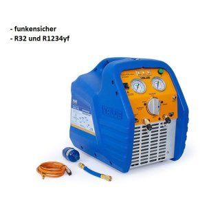 VALUE Absauganlage/Recovery Station VRR24L-R32 funkensicher